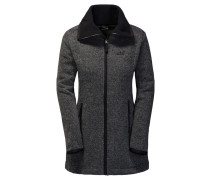 Damen Fleecemantel/Fleecejacke Solitary Morning Coat