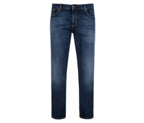 """Jeans """"Slipe"""" Tapered Fit"""