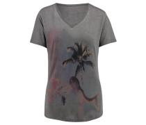 Damen T-Shirt Prove, Grau