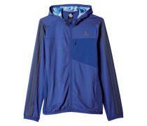 Herren Trainingsjacke / Sweatjacke mit Kapuze Cool 365 Hood, Blau