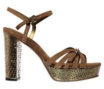 Damen Sandaletten Vichy