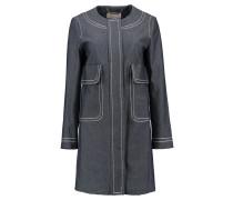 Damen Mantel Indigo