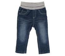 Mädchen und Jungen Baby-Jeans, blue