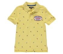 Jungen Poloshirt, Gelb