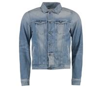 Scotch & Soda: Herren Jeans Jacke, stoned blue