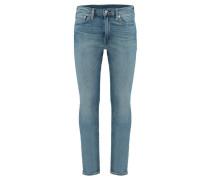 Herren Jeans 510 Skinny, Blau