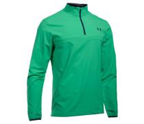 Herren Golf Zip-Pullover Storm WindStrike 1/2 Zip, Grün