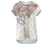 Damen T-Shirt, rose