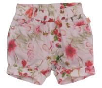 Mädchen Baby-Shorts, Blumen