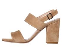 Damen Sandalette, camel