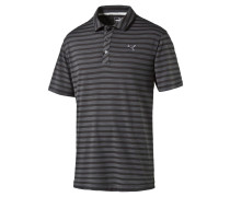 Herren Golf Poloshirt Mixed Stripe Polo Gr. S