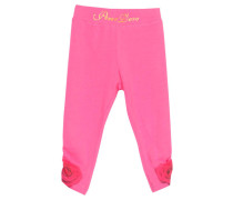 Mädchen Leggings, pink