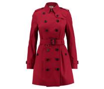 Damen Trenchcoat Sandringham, Rot