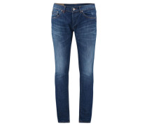 """Herren Jeans """"Ritchie"""" Skinny Fit, stoned blue"""
