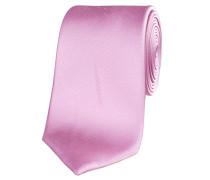 Herren Krawatte aus Seide 75 cm breit