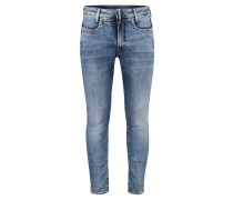 """Jeans """"D-Stag 3D"""" Skinny Fit lang"""