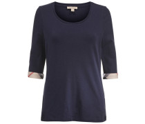 Damen Shirt, Blau