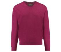 Herren Kaschmir-Pullover, Rot