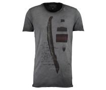 Herren T-Shirt, taupe