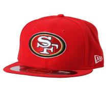 Herren Schildmütze 59FIFTY On-Field NFL San Fransisco 49ers Cap