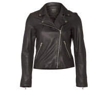 "Lederjacke ""Marlen Leather Jacket"""