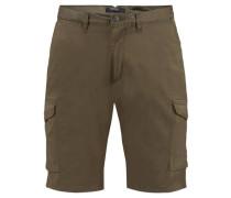 Herren Shorts Cargo Short, Grün