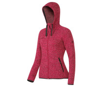 Damen Fleecejacke Kira Tour ML Hooded Jacket Women