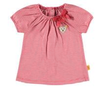 Mädchen Baby T-Shirt, Rot