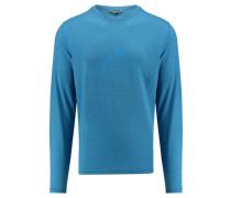 """Herren Shirt """"Skövde"""" Langarm, blau"""