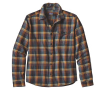 Herren Flannelhemd Lightweight Fjord Flannel Shirt
