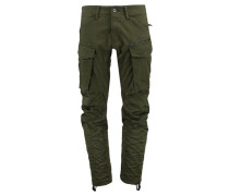 """Herren Hose """"Rovic Zip 3D Tapered"""" Tapered Fit, oliv"""