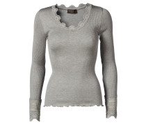 Damen Shirt Langarm Gr. M