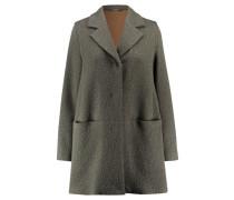 Damen Mantel, Grün