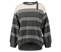 Damen Kaschmir-Pullover, Beige