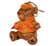 Damen Schlüsselanhänger Vistetos Charm Bear, Braun