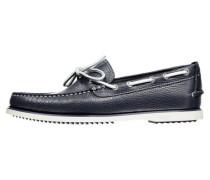 Herren Bootsschuhe Demok, Blau