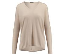 Damen Kaschmir-Pullover Lisa, Beige