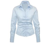 Damen Bluse, bleu