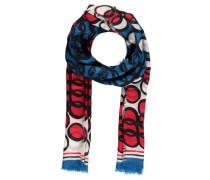 Damen Schal, multicolor
