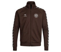 Herren Trainingsjacke St. Pauli Poly Zip Jacket