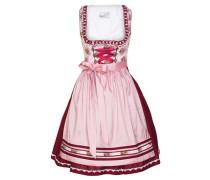 Damen Dirndl Eureka, pink