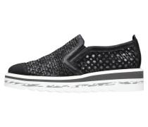 Damen Slippers, schwarz