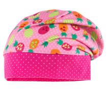 Mädchen Baby Mütze, gelb