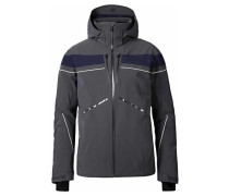 Herren Skijacke Speed Reader, Grau