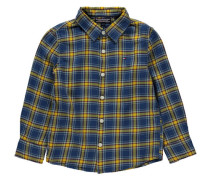 Jungen Hemd, Blau