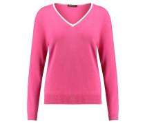 Damen Pullover Langarm, pink