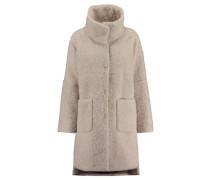 Damen Mantel, sand