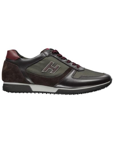 hogan herren hogan herren sneakers h198 reduziert. Black Bedroom Furniture Sets. Home Design Ideas