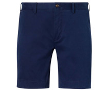 Herren Shorts Straight Fit, marine