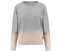 "Damen Sweatshirt ""Dip Dye Sweat"", rose"